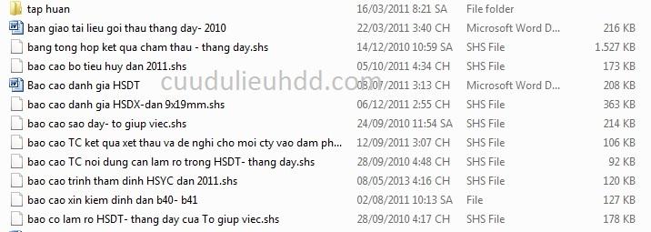 mo file dinh dang shs