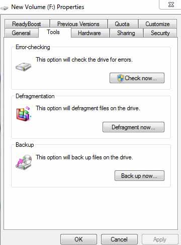 phân mảnh cổ cứng SSD