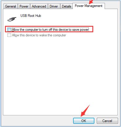 Máy tính không nhận USB windows 10