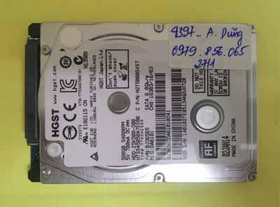 khôi phục dữ liệu HTS545050A7