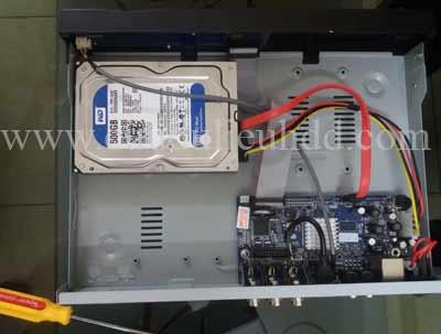 cứu dữ liệu camera WD500GB