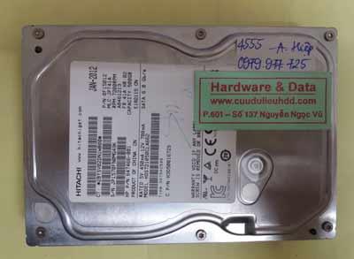 lấy lại dữ liệu HDS721050CLA662