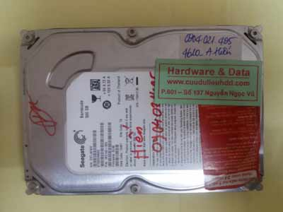Lấy lại dữ liệu ST500DM002