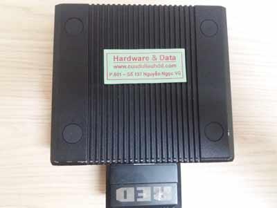 phục hồi dữ liệu thẻ 16GB