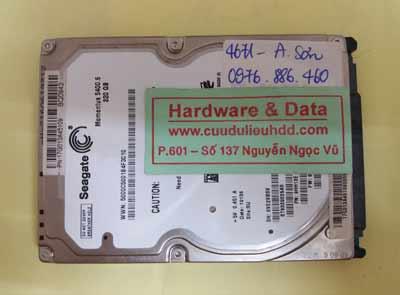cứu dữ liệu ST9320325AS