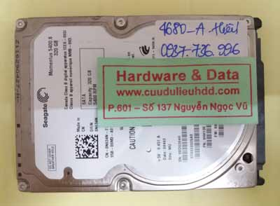 phục hồi dữ liệu ST9320325AS