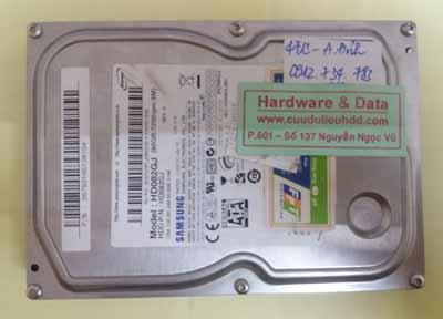 phục hồi dữ liệu HD082GJ