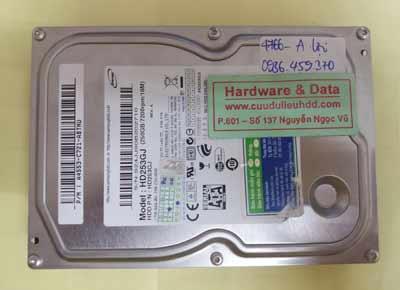 cứu dữ liệu HD253GJ