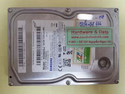 khôi phục dữ liệu HD082GJ