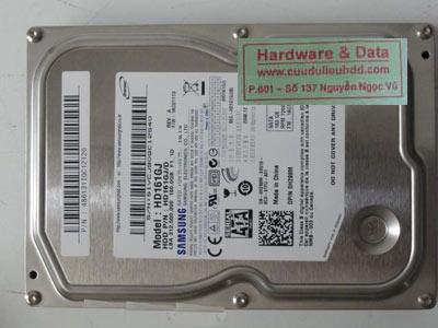 cứu dữ liệu HD161GJ