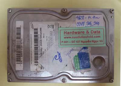 phục hồi dữ liệu HD251HJ