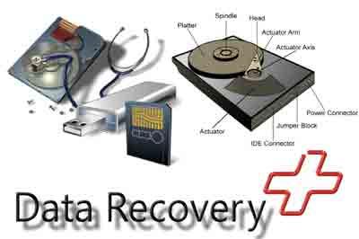 khôi phục dữ liệu ổ cứng bị xóa