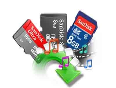 khôi phục dữ liệu thẻ nhớ