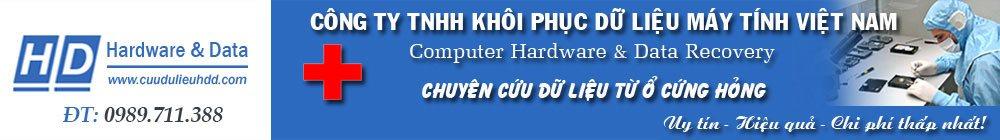 Cứu dữ liệu HDD