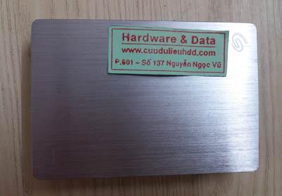 Cứu dữ liệu ổ cứng di động Seagate 4TB