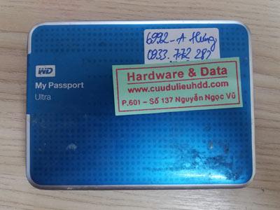 6992 Western 1TB Format nhầm