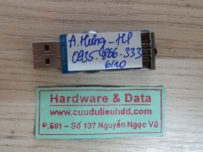Khôi phục dữ liệu USB 2gb