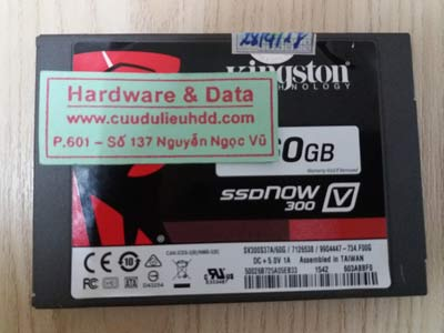 ssd Kingston 60gb looic chip