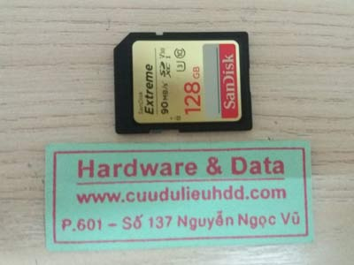 16-12 the 128GB virus mất dữ liệu