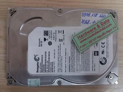 7068 Seagate 250GB chết cơ