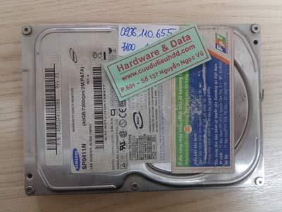 7100 Samsung 40GB chết cơ