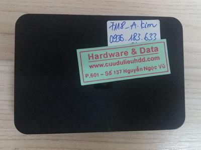 7118 box WD cắm macbook