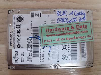 7218 fujitsu 120GB Bad nặng