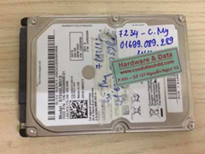 7234 Samsung 1TB chết cơ