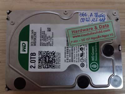 7264 Western 2TB ổ camera 2tb