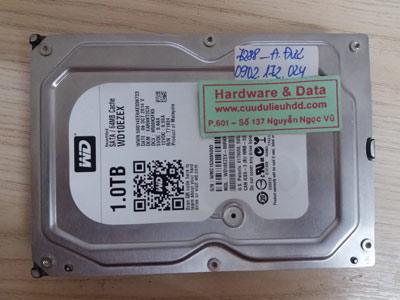 7288 Western 1TB mất dữ liệu