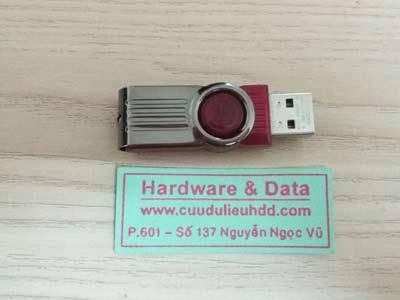 8/1 USB 8GB virus mất dữ liệu