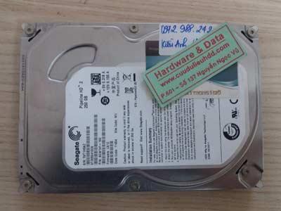 26-1 Seagate 320GB lỗi cơ