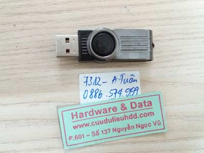 7312 USB kingston 16GB virus mất dữ liệu
