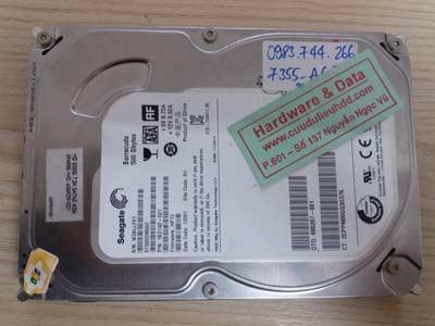 7355 Seagate 500GB Đầu từ lỗi