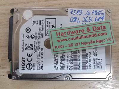 7389 Hitachi 1TB Bad nặng