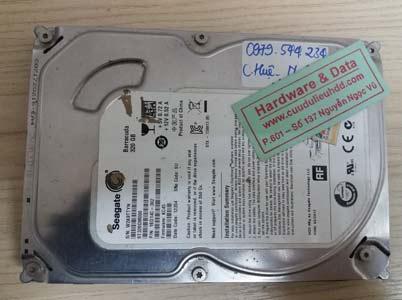 1 3 Seagate 320GB lỗi cơ