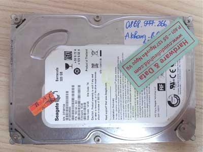28-3 Seagate 320GB đầu từ hỏng