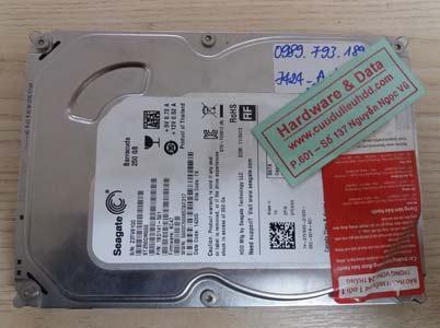 7424 seagate 250GB đầu từ hỏng