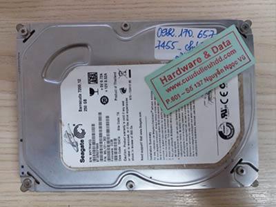 7455 Seagate 250GB lỗi đầu từ