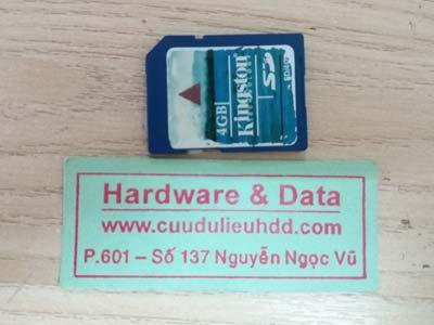 14-4 thẻ 4GB bị nhiễm virus