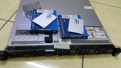 7518 ssd intel 480GB Raid 50 lỗi 2 ổ cứng