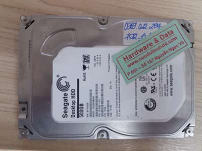 7582 seagate 500GB ghost nhầm