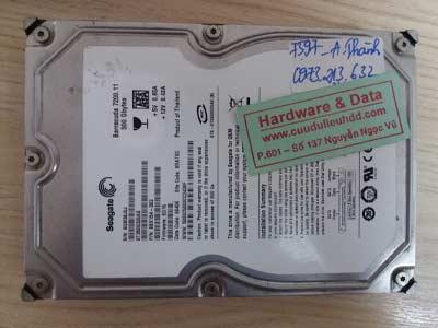 7597 Seagate 500GB lỗi đầu từ