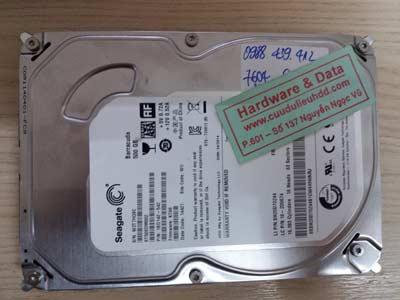 7604 seagate 500GB hỏng đầu đọc