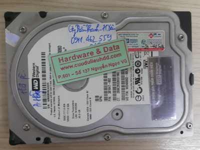 22-5 Western 40GB chết cơ