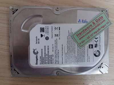 27-4 Seagate 500GB chết cơ
