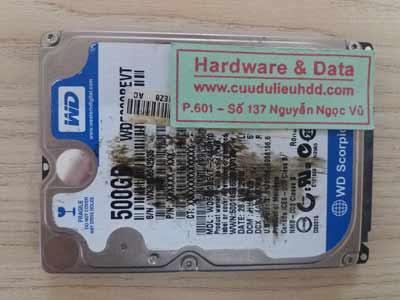 3-5-western 500GB không nhận