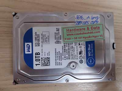 7676 Western 1TB disk to disk
