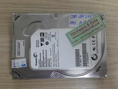 7741 Seagate 500GB hỏng cơ