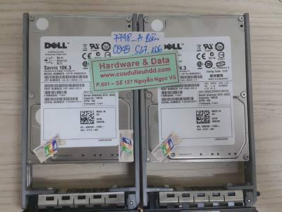 7748 SCSI Raid0 146GB mất Raid